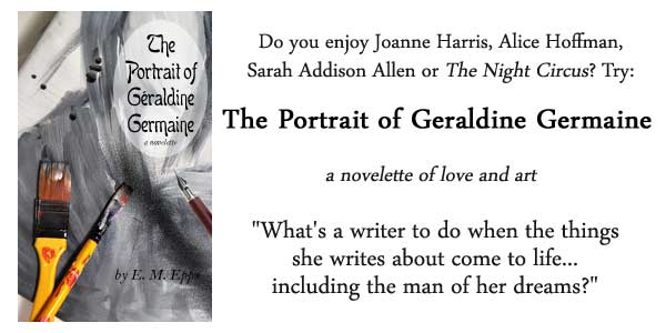 The Portrait of Geraldine Germaine. A novelette of love and art.